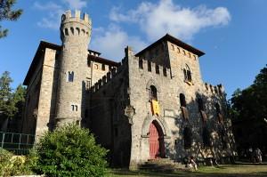 Castello Marservisi - Castelluccio di Porretta Terme